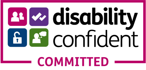 Disability Committed Logo
