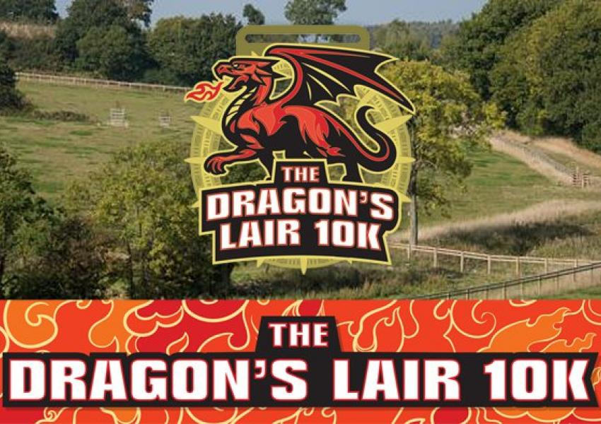 The National Forest Dragon's Lair 10K & Fun Run