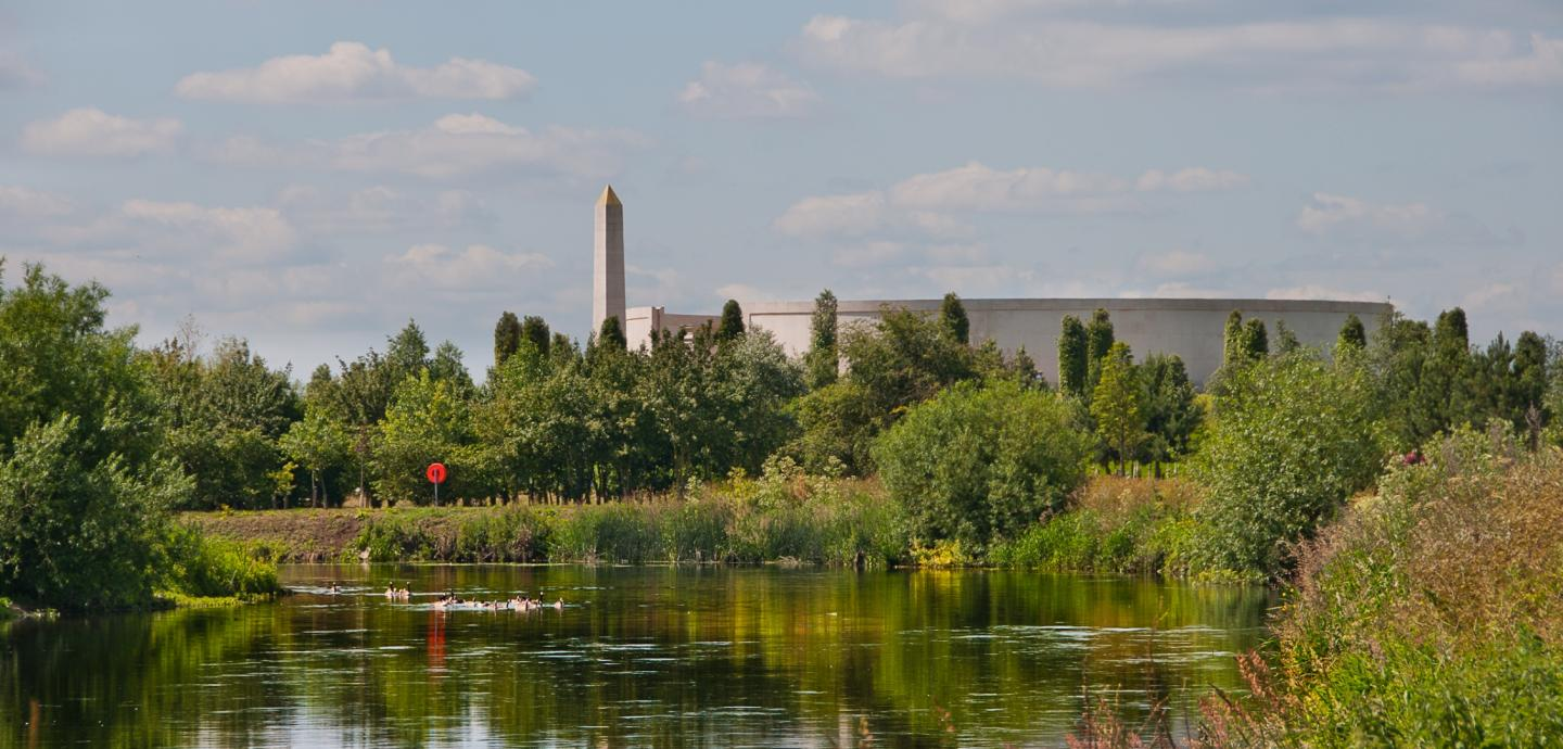 Mythaholme & the National Memorial Arboretum walk
