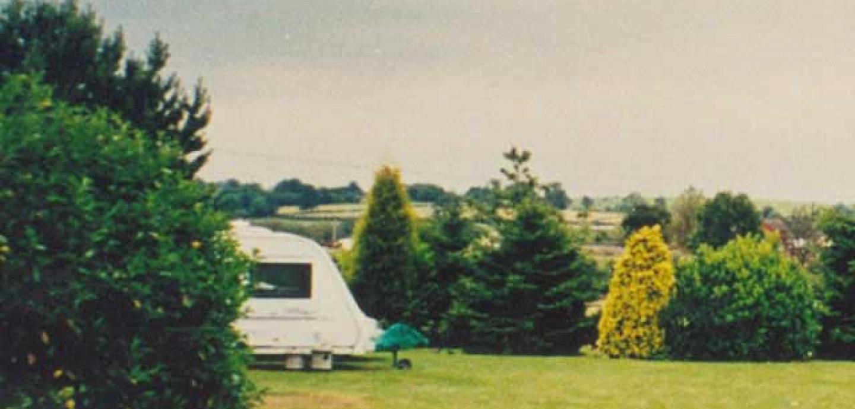 caravan hook up pillar