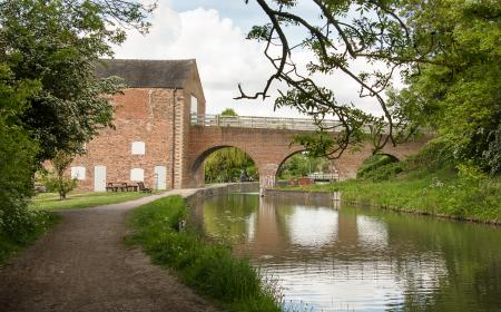 Image of restored Ashby Canal
