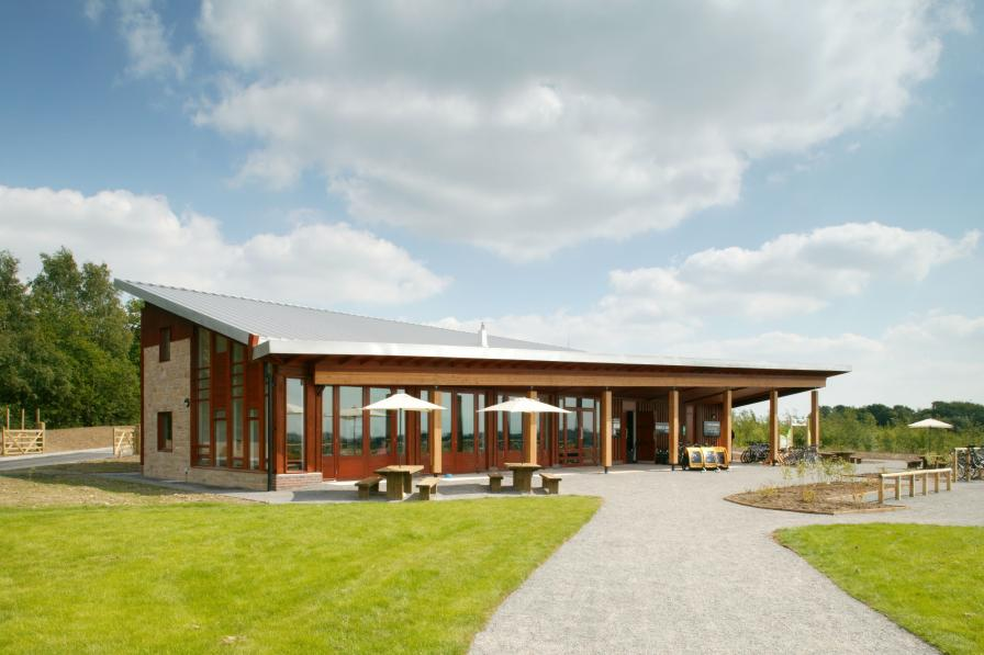 Hicks Lodge: The National Forest Cycle Centre