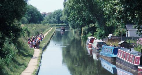 Monks & Moorings walk
